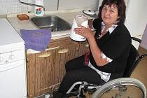 TÍŽIVÝ PROBLÉM. Jarmila Bláhová z Habartova hledá práci. Pomůže jí někdo?