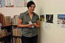 Lektorkou kurzů v rámci projektu Senior (lapen) v síti bude Klára Rozsypalová, loketská knihovnice.