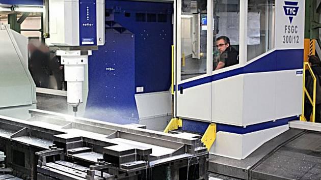 ROTAS STROJÍRNY modernizoval výrobu za desítky milionů. Nyní slaví 25 let fungování po privatizaci.