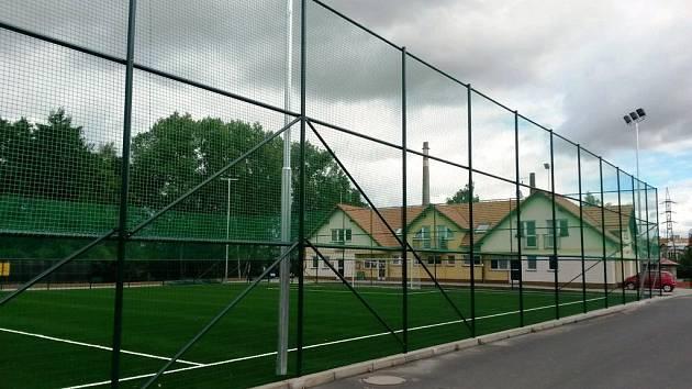 Sedlo má nové sportoviště, Bukovany ho plánují