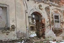 Současný stav zámku