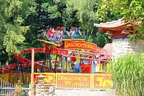 Zábavní park Freizeitpark Plohn.