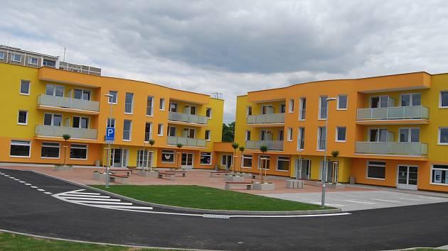 Multifunkční dům u Malého náměstí v Sokolově