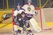 II. hokejová liga: HC Baník Sokolov vs. HC Kobra Praha