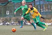 Přípravný zápas: FK Baník Sokolov - 1. FC Karlovy Vary