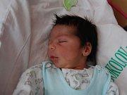 LUCAS KLEMPÁR z Habartova se narodil 16. března
