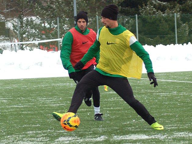 Fotbalisté Baníku Sokolov zahájili zimní přípravu