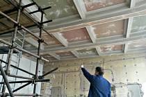 Rekonstrukce malého sálu