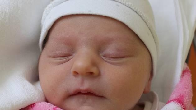 Anička Majerová se narodila 31. července 2019