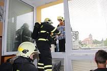 Návrh na rozšíření elektronického požárního poplachového systému vzešel z květnového cvičení záchranných složek.