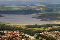 Jezeru Medard lidé říkají Sokolovské moře