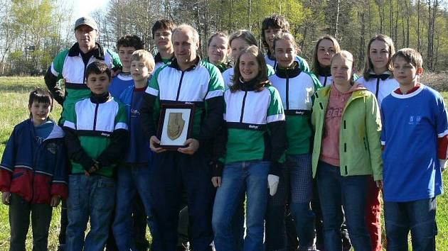 Orientační běžci přivezli z jihu Čech další medaile.