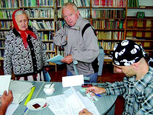 Volby ve Vřesové.