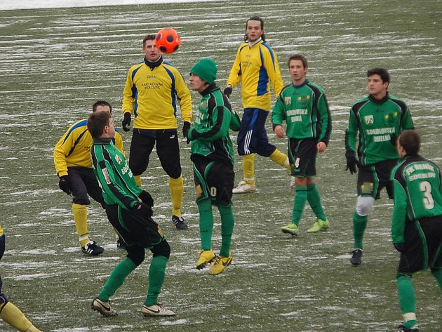 FK Baník Sokolov B - Slavoj Koloveč 2:1