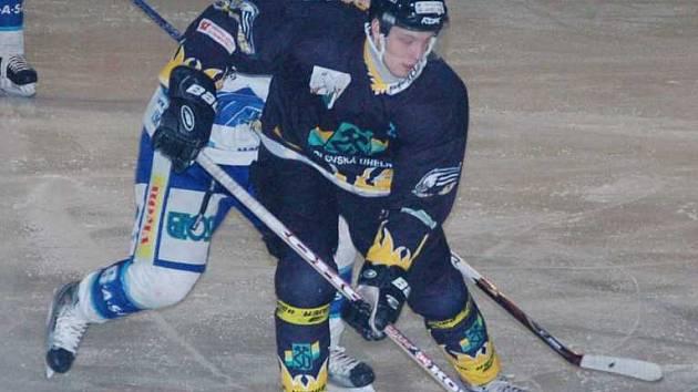 Hokej na Sokolovsku.