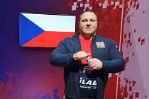 Kamil Kučera v Moskvě