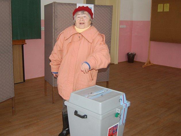 Volby v kraji vyhrál Zeman. Těsné to měl v Karlových Varech.