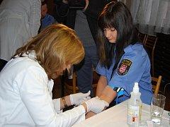 Registr dárců kostní dřeně má nové dobrovolníky