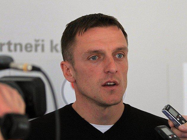 Luboš Kozel, trenér FK Dukla Praha