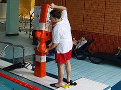 Vodní záchranáři ze Sokolova