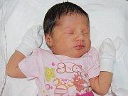 LAURINKA HORVÁTOVÁ z Nového Sedla se narodila 29. dubna