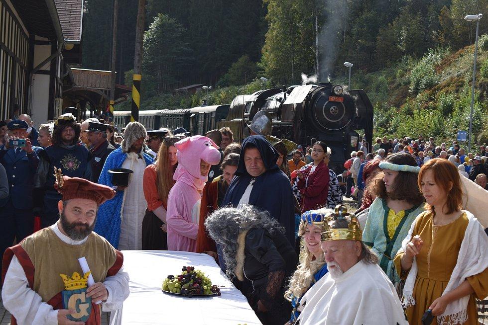 Oslavy v Kraslicích