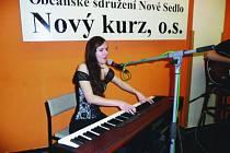 ZÁJEM o účast v talentové soutěži projevili občané Nového Sedla už při předchozích akcích Nového kurzu.