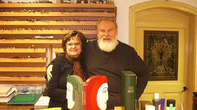 Jan a Jarmila Sobotovi