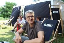 Jan Svěrák se na filmové škole letos představil jako překladatel.