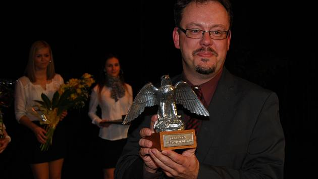 Osobnost Sokolova za rok 2013 Vladimír Bružeňák