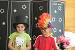 Svůj svátek oslavily děti z citické mateřinky s kouzelníkem.