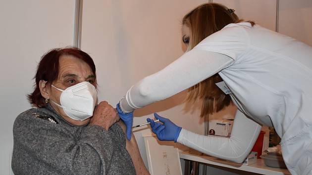 Očkování v Sokolově