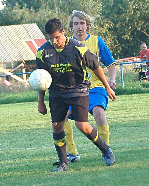 Okresní přebor: Sokol Chlum - FK Jindřichovice
