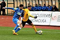 Sokolov se rozloučil s podzimem výhrou nad Ústím