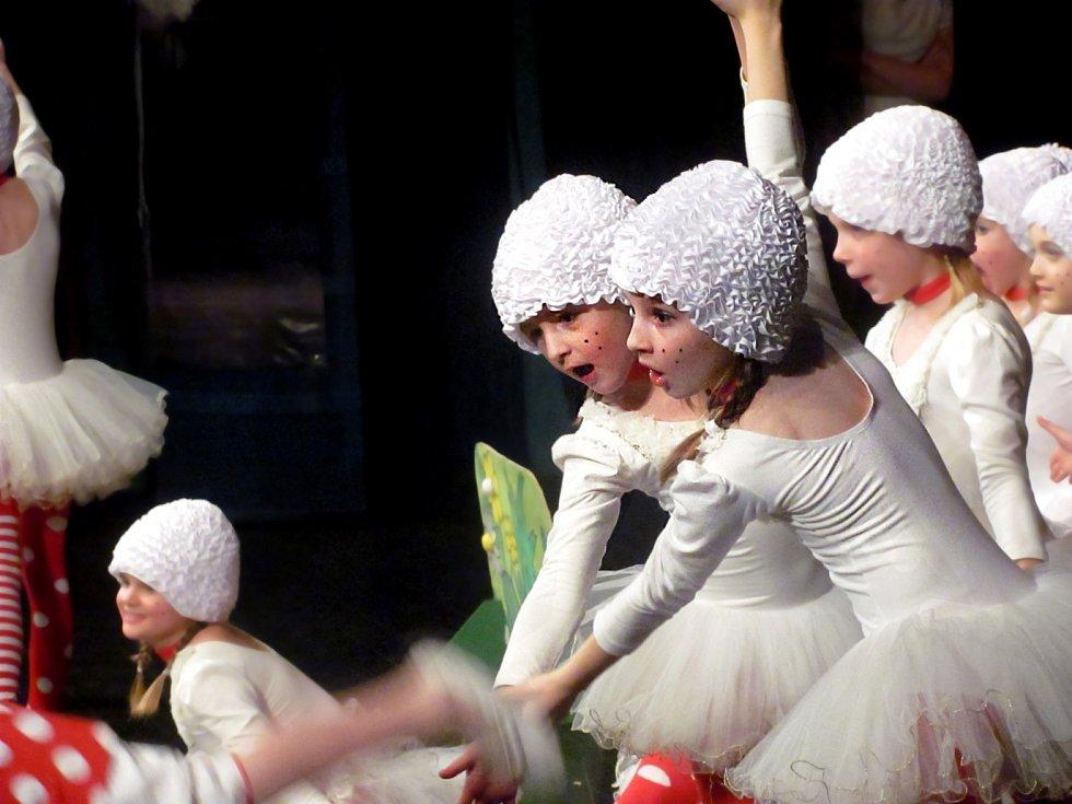 HEJ HA HUSY! Choreografii těch nejmenších si diváci vybrali za úplně nejoblíbenější.