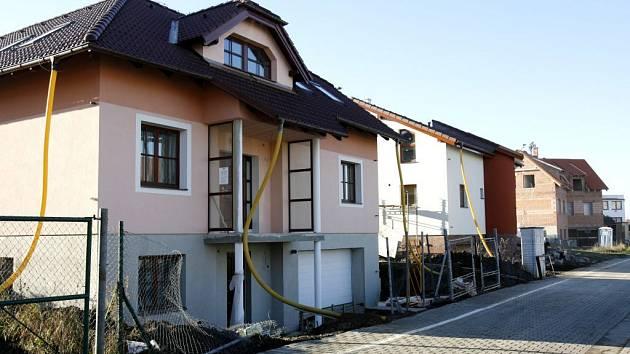 Nové parcely pro výstavbu rodinných domů budou v září zkolaudovány