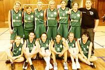Ženský tým BK Sokolov