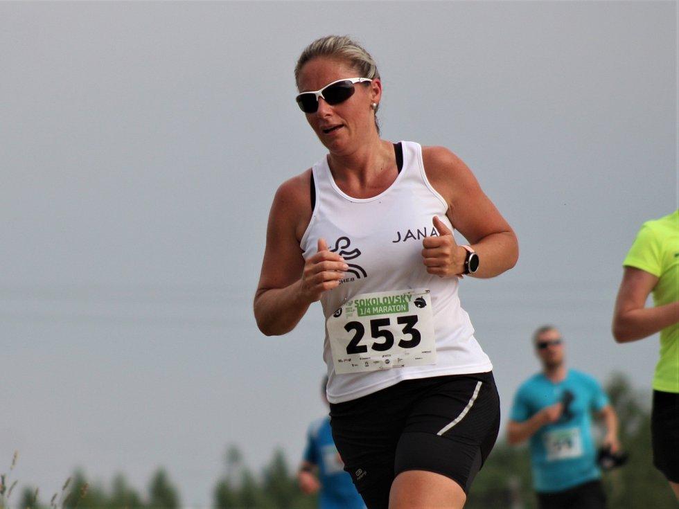Sokolovsky BMW Group 1/4 maraton