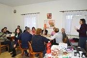 První veřejné setkání místních občanů, zástupců nadace, projektantů a zastupitelů proběhlo v lednu.