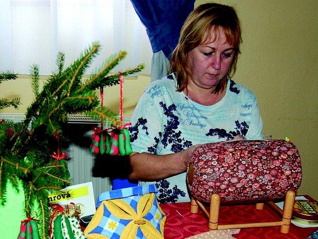 Vánoce v Kraslicích.