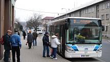 Autobusová doprava v Sokolově