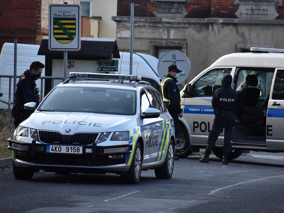 Další přechod do Německa otevřou policisté v Kraslicích