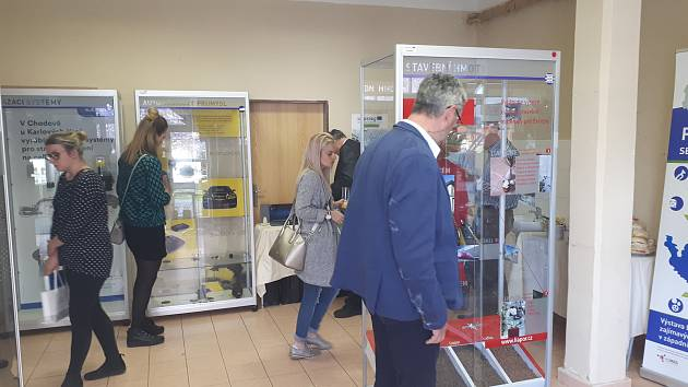Součástí akce je i výstava průmyslu v regionu.