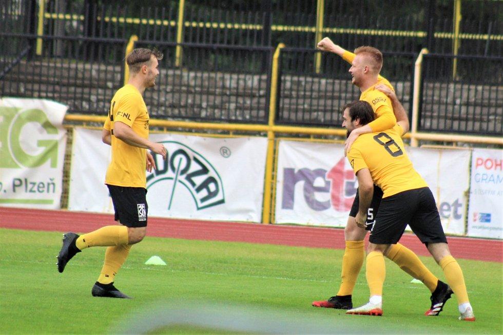 FK Baník Sokolov - FK Ústí nad Labem 3:1