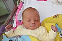 Josef Surový z Chodova se narodil 6.2.2019