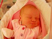 ELIŠKA PŘIBÁŇOVÁ z Františkových Lázní se narodila 13. července