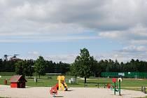 Sokolovský park Bohemia