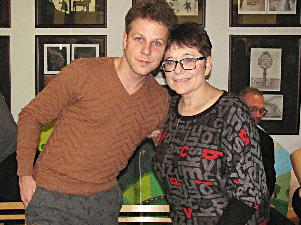 První knížku pohádek vydala Zuzana Onderová před časem se svým synem Honzou.