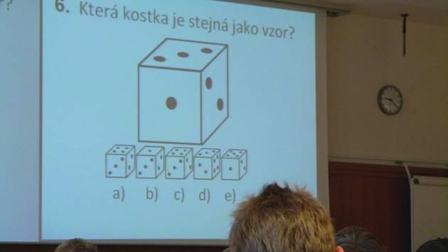 Mensa zahájila další ročník logické olympiády.