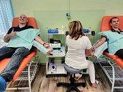 Transfuzní oddělení sokolovské nemocnice funguje už 25 let. Ročně provede čtyři tisíce odběrů.